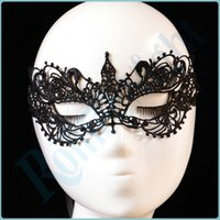 sexloves - Elegant Floral Lace Hollow Party Sexy Flirt Blindfold Eye Mask Erotic Lingerie Costumes Accessories