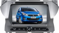 alto spanish - Car DVD Player GPS Navigator Stereo Multimedia with Touchscreen Monitor Support Bluetooth for Suzuki Alto