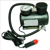 Wholesale New V PSI Portable Car Auto pump Inflatable Pump Air Compressor Tire Inflator Tool