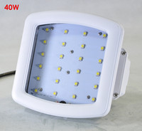 Wholesale Top Quality LED High Bay Light UL844 DLC Listed Class I Division IP68 Degree inch NPT W K LED Canopy Light For Hazardousarea