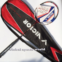 Wholesale 1 pc new Victor THRUSTER K badminton rackets badminton racquets