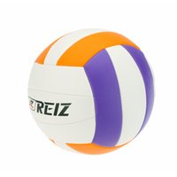 Wholesale Official Size PU Volleyball Match Volleyball Indoor Outdoor Training Ball Y0249