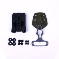 axe belt - EDC Gear Multifunction belt clip K sheath can use for knife with K sheath torch light or AXE EDC