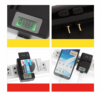 Cheap SS-5 Mobile Phone Universal Charger Best US Battery Wall Charger With LCD Display