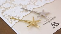 Wholesale Daughter Korean version of the new European and American retro sea shells starfish jewelry hairpin side folder