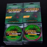 Wholesale PREMIER PRO Series Braid Fishing Line Strand Spectra Ocean Rock lines m PE wire Fiber From Japan lb lb