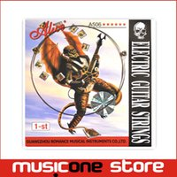alice single - Alice A506 Super Light inch Steel Electric Guitar Strings Single First st String MU0256