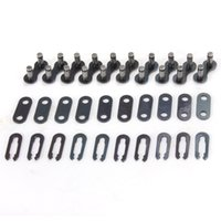 Wholesale 10Pcs Mountain Bike Bicycle Cycling Chain Master Link Joint Non O ring Clips Kit order lt no track
