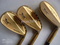 Wholesale 2010 golf clubs wedges Grenda D8 wedge gold color degree total