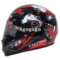 Wholesale Excellent Quality Fitted European and American Headform Full Face Racing Motorcycle Helmet