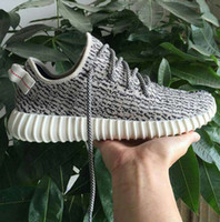 woman shoes casual - Hot Kanye West Sneakers Men And Women Fashion Sneakers Casual Breathable Shoes Yeezy Boost Sneakers Top Quality Sports Running Shoes