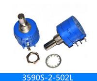 adjustable wirewound resistor - K Wirewound S L Precision Potentiometer Adjustable Resistor Ring