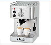 Wholesale Top quality Italian espresso coffee machine bar semi automatic coffee maker V coffee machine stainless steel body coffee maker