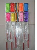 Wholesale 600 color Gym Dance Ribbon Rhythmic Art Gymnastic Streamer Baton Twirling Rod fedex