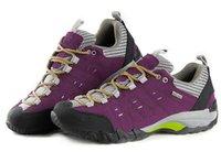 Wholesale new Women s leather Waterproof Breathable Women Hiking Shoes leather Waterproof Breathable Women Hiking Shoes