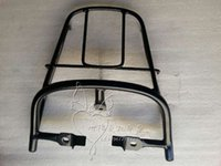 Cheap Wholesale-YAMAHA Yamaha 125 YBR125 Sword tailstock after shelf after shelf black silver tail end