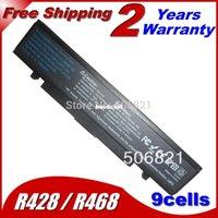 Libre del envío 9cells batería del ordenador portátil para Samsung RF511 RF710 RF711 RV408 RV409 RV410 RV415 RV508 P530 NP-P530-P530 P560 NT NP-P560-P560 P NT