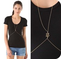 Wholesale New Fashion Design Hot Selling Body Chain BC029