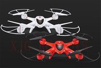 Wholesale 2015 New MJX X400 G CH Axis FPV R C Quadcopter R C Drone With optional C4005 FPV HD camera