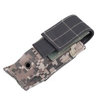 Wholesale Magazine Pouch Bag New Molle Tactical Clip Single Mag For USUG RD AK Pistol OT0071 OT0075