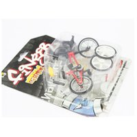 finger bmx bike - Newest Mini Bmx Finger Bikes Brinquedos Toys for Children s Birthday Gift Alloy Plastic Material Kid s Bicycle Toy