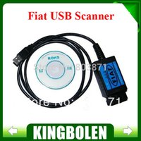 Wholesale 2015 Professional Fiat Scanner fiat usb scan tool for Fiat Alfa Romeo Lancia USB