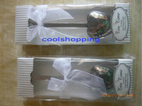Wholesale DHL Freeshipping wedding gift TeaTime Heart Tea Infuser Favor in Teatime Gift Box