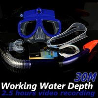 underwater video camera - Underwater Camera M Depth Built in GB Memory Video recording for about hours Digital DVR Video Camera Diving Mask Scuba Snorkeling