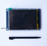Wholesale New Brand V inch TFT LCD module Display with touch panel SD card x320