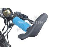 mountain bike parts - 2015 New Product meijun Bar End Handlebar Bicycle Mountain Bike MTB Ergonomic Handlebars Parts