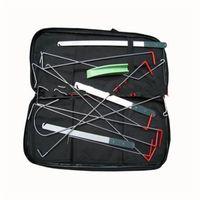 car door open tools - Locksmith tool New Klom auto quick open kit opener car door tool lock picking
