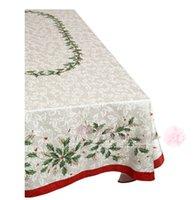 lenox - Lenox jacquard handmade dining table cloth christmas napkin placemat