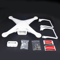 Wholesale DJI Phantom Shell spare body parts Landing Gear replacement ABS material Super applied