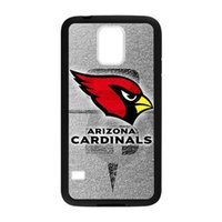 arizona phone - New arrival Arizona Cardinals Protective for samsung galaxy S3 S4 S5 S6 samsung note4 note3 hard plastic cell phone back cover case