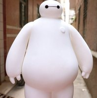 big ages - Big Hero Baymax Robot PVC Action Figure Model Toy Doll Piggy Bank Kids Toys Gifts for Children quot CM dandys