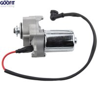 Wholesale GOOFIT Electric Starter Motor for cc cc Under Hotizontal Engine ATVs Dirt Bikes Go Karts MOTORCYCLE ACCESSOSRY K084 order lt no tra
