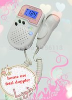 Wholesale baby heartbeat doppler built in LCD screen with MHz BF D