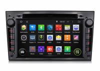 Revisiones Opel zafira-Negro 4-core HD 2 din 7