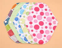 menstrual pads - 2015 U PICK Heavy Flow Charcoal Bamboo Cloth Pads Menstrual Sanitary Maternity Mama Pads Reusable Washable