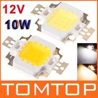 Wholesale 10W LED Chip Lamp LM Led Lamp Bulb Light Warm white White Lighting