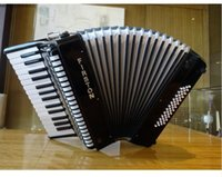 Wholesale DHL Accordion bass professional accordion key adult firston bs tibesti