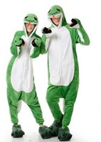 adult male onesie - 2014 New Lovely Green Snake Kigurumi Pajamas Anime Pyjamas Cosplay Costume Adult Unisex Onesie Dress Sleepwear