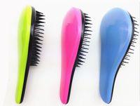 hair salon tools - Hair Brush Combs Magic Detangling Handle Tangle Shower Salon Styling Tamer Tool Professional hairbrush