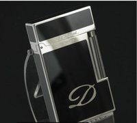 big purchase - Authentic quality audible words act as purchasing agency is peng dupont lighters Gold silver big D