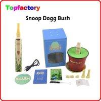 Cheap 2016 Newest Snoop Dogg Bush G Pro Herbal Vaporizer 2200mAh Gpro Dry Herb Vaporizers Starter Kit Ecig Vape Pen VS Snoop Dogg Titan 2.0