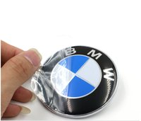 car badge - Top Quality mm Normal Blue White or Black White Fast Delivery mm Car Badge Other sizes for choosing J