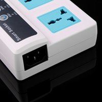 Wholesale Remote Control Wireless Sockets Mobile Phone GSM SIM Smart Socket Switch Hot New Arrival