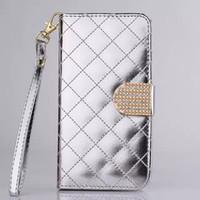 Cheap Diamond bling Best Leather Case Holder