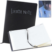 Wholesale Hot New Death Note Theme Portable Notepad Paper Notebook Pocketbook Jotter