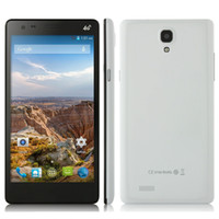 g4 cell phone - New Star G4 Six Band WCDMA GSM quot Capacitive Touch Screen MTK Dual SIM Card GPS AGPS cell phone FREE DHL
